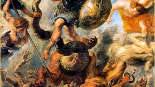 Novena to Archangel Michael (short – one)