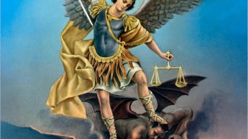 Novena to Archangel Michael (short – two)
