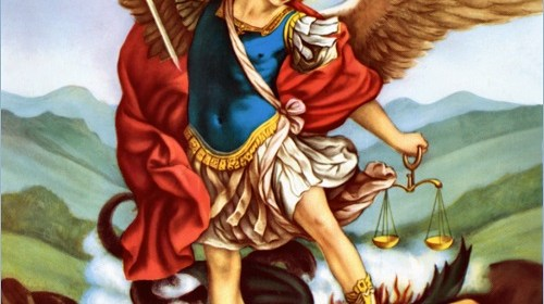 Police Officer's Prayer To Archangel Michael, two