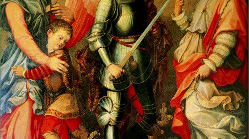Novena To Archangel Michael For Protection Against Temptation