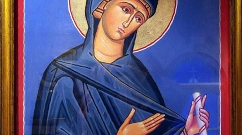 Prayer Of Saint Macrina On Her Deathbed