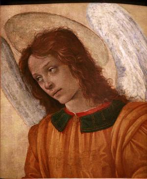 Phanuel, angel of repentance