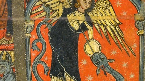 Prayer To Archangel Michael In A Time Of Difficulty