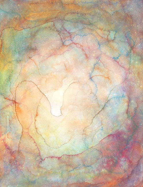 Kathrin Burleson The Earth was a Formless Void