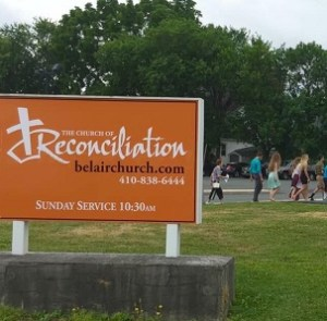 The Church of Reconciliation Bel Air Maryland