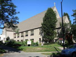 Saint Mark's and Saint John's Episcopal Church Rochester, New York