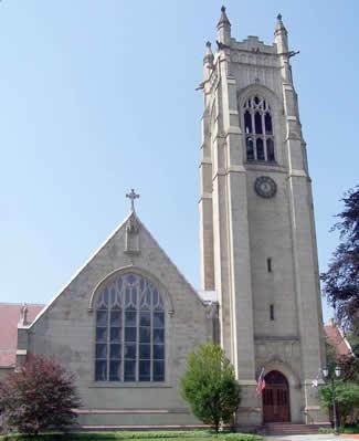 St. Paul's Episcopal Church Rochester NY