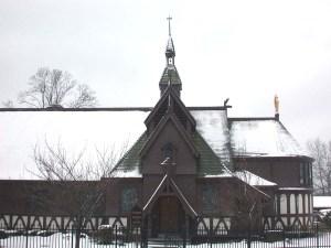 St. Mark's Episcopal Church Islip New York