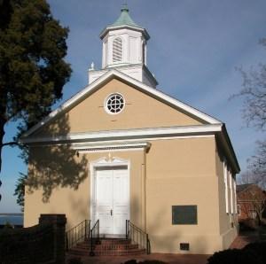 Grace Church Yorktown, Virginia
