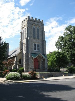 Saint Andrew's Episcopal Church Shippensburg PA