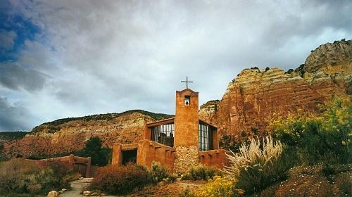 The Monastery Of Christ In The Desert