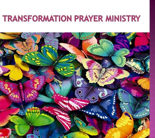 Transformation Prayer Ministry