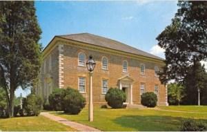 Pohick Episcopal Church Lorton VA