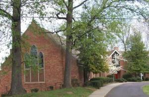 Trinity Episcopal Church Fredericksburg VA