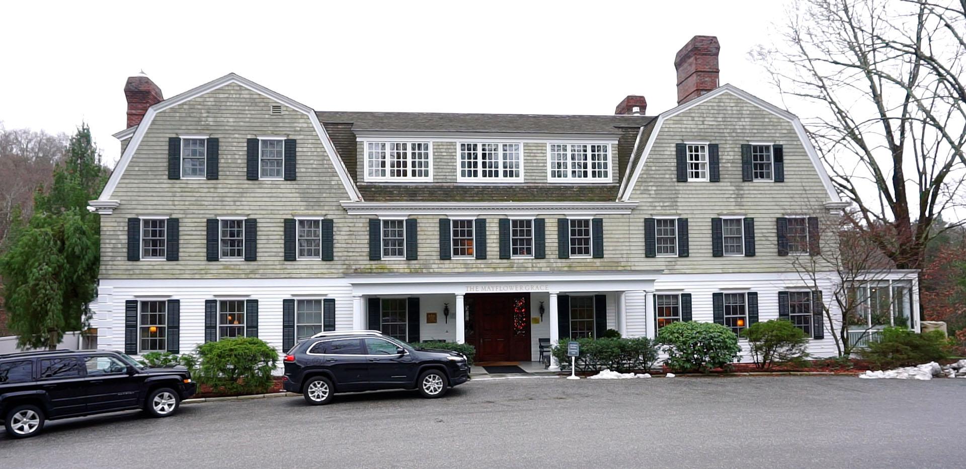 Mayflower Inn Washington Ct