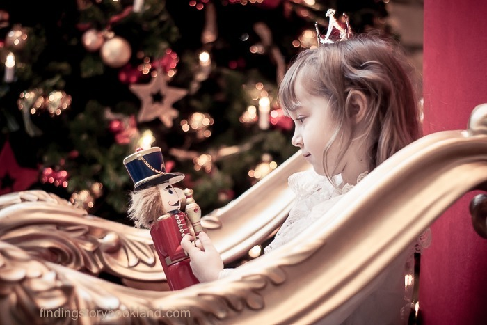 A basic guide on how to do a Nutcracker themed children's photo session with costume, prop, and location ideas and tutorials