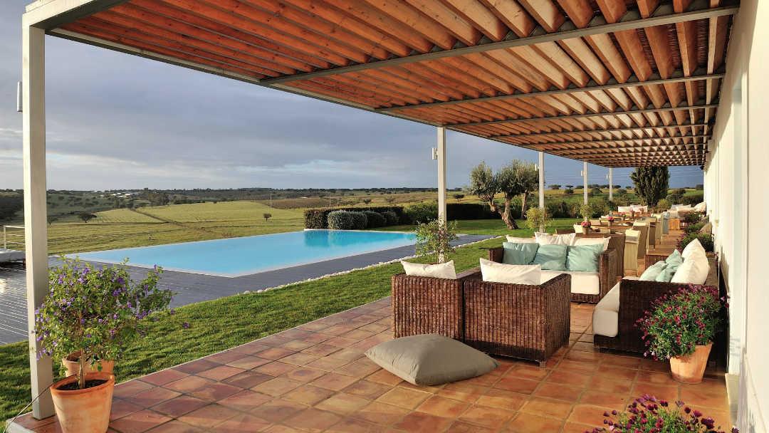 Best portuguese boutique hotel in alentejo h malhadinha for Best boutique hotels 2017