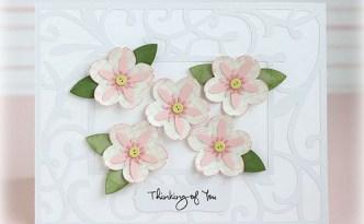 Design a Flourish Frame for Cards