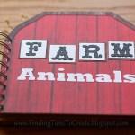 Farm Animals Book