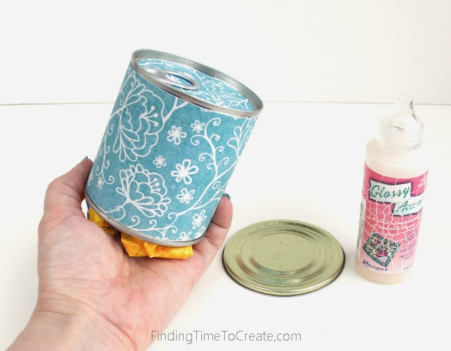 Secret Sister Pop Top Can for Girls Camp