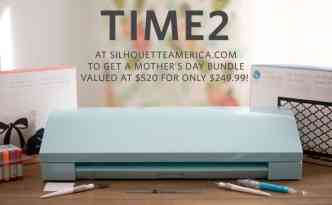Mothers Day 2019 Bundle - use code TIME2
