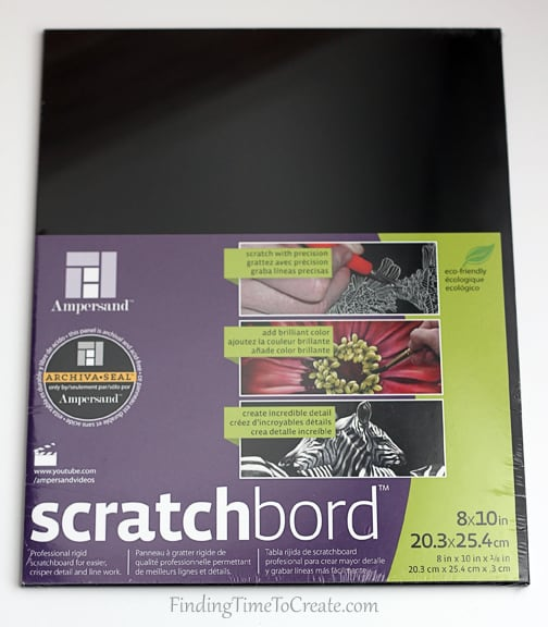 Scratchbord