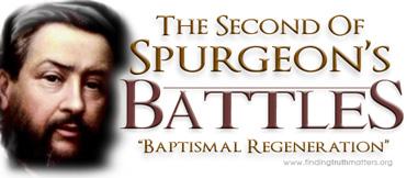 Spurgeon's Battles