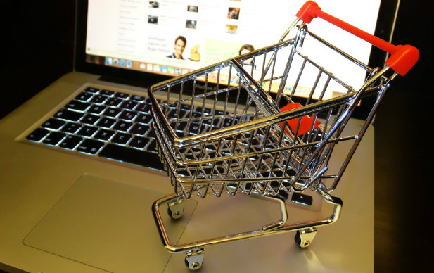 Product options for selling online
