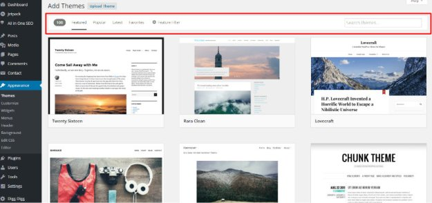 How to build a wordpress website from scratch