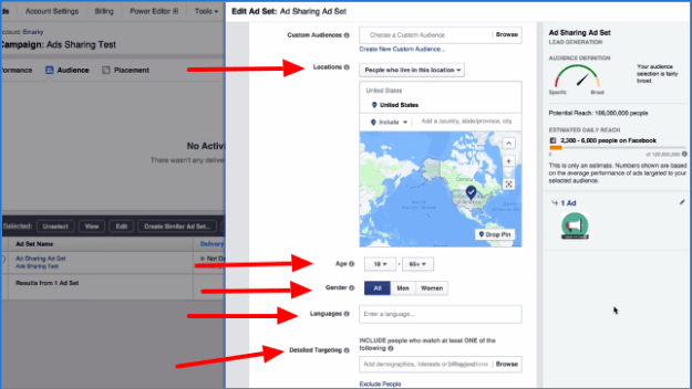 Powerful Facebook Ads Targeting Tip - Introducing Layering