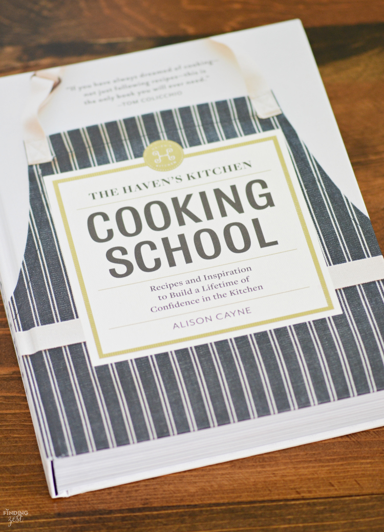 The Havens Kitchen Cooking School Confidence in the