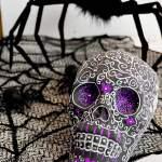 Sugar Skull Dollar Store Craft Finding Zest