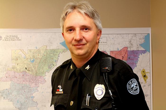 Q  A Police Precinct Four Commander James McGowan  Find It In Fondren  Fondren Mississippi