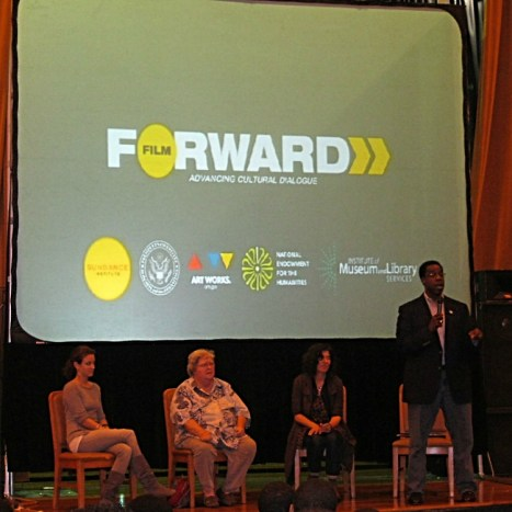 Film Forward at MS Museum of Art in 2011 | Image courtesy of Sundance.org
