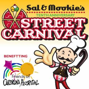 Sal & Mookie's Annual Street Carnival
