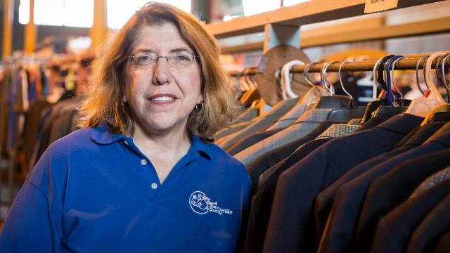 Being a Good Samaritan: Kathy Clem