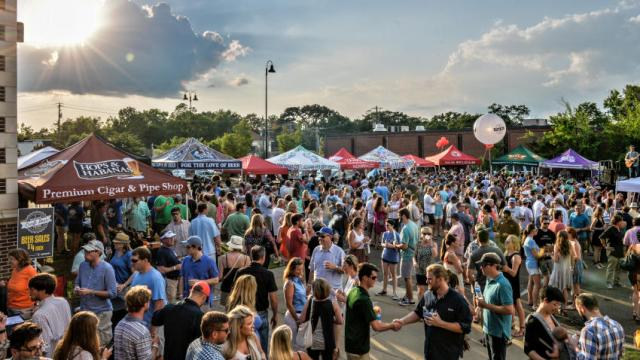 Raise a Glass: Craft Beer Fest Tickets on Sale