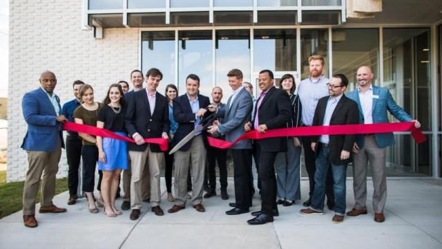 Wier Boerner Allin Celebrates Renovation