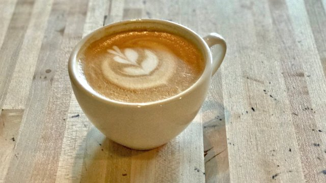 Deep South Hosting Latte Art Competition