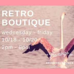 The Flamingo Retro Boutique