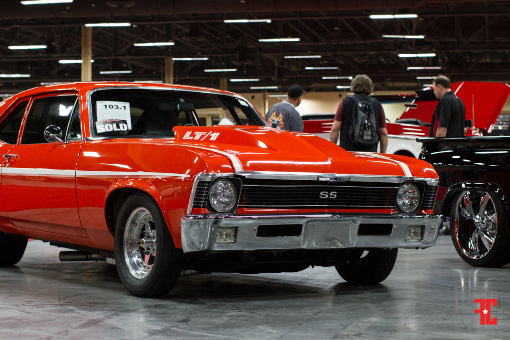 Barrett Jackson Coverage