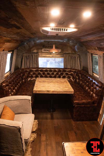 living room airstream