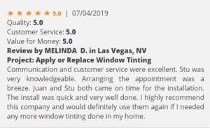 5 star review findlay customs