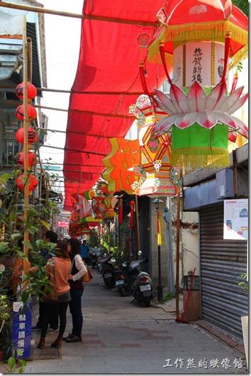 《臺南旅遊》臺南五條港文化園區,浴火重生的的神農街 | 工作熊的玩樂生活誌