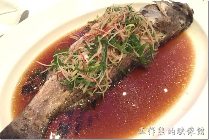 《宜蘭美食》蘇澳瓏山林溫泉飯店的晚宴海鮮餐點,第一道冷菜拼盤尤其讓人驚豔   工作熊的玩樂生活誌