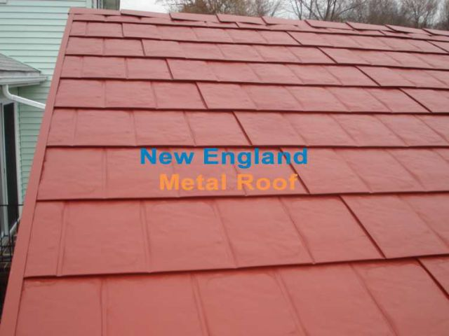 Steel Shingles Installation
