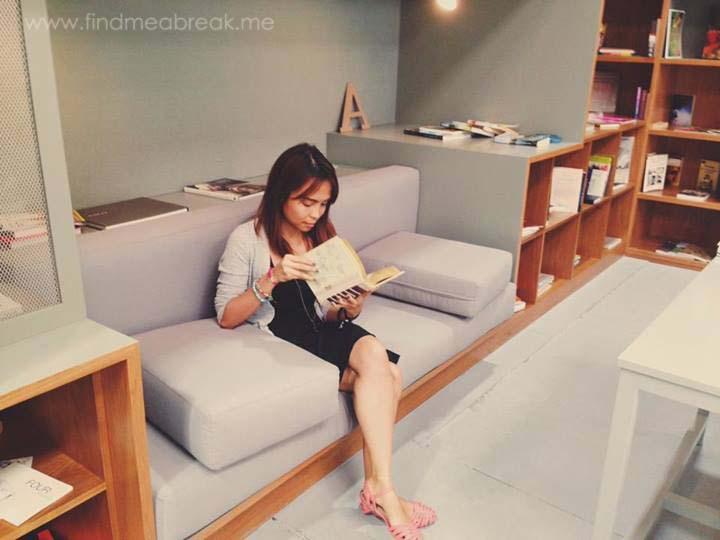 Book lovers Dubai