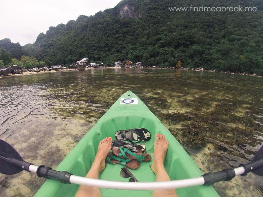 El-Nido-Palawan-Kayaking