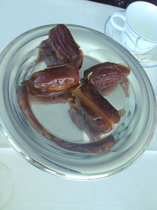 Dates for appetizer