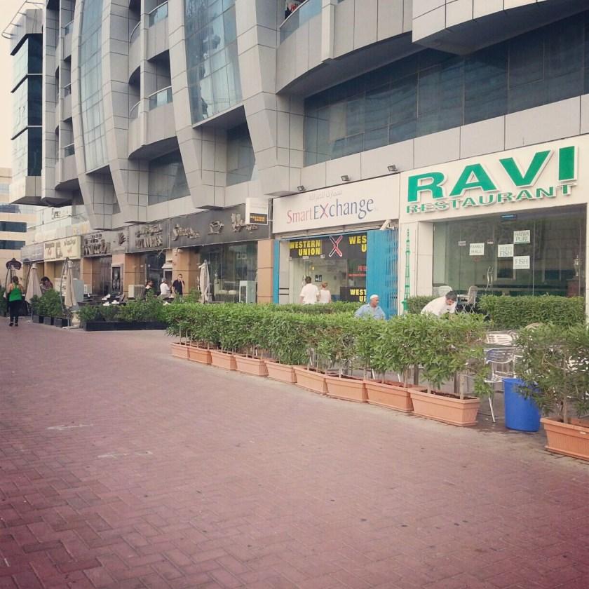 Ravi Restaurant Dubai